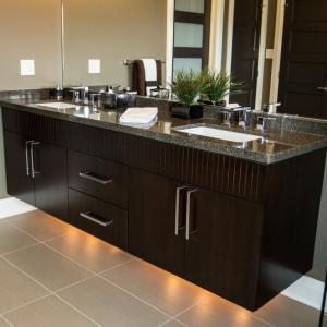 Floating-vanity-with-quartz-countertop